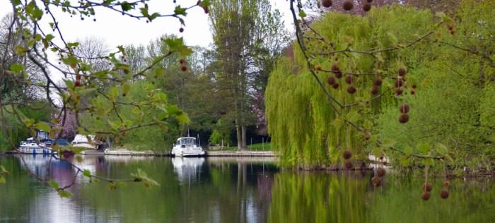 River Thames at Runnymede