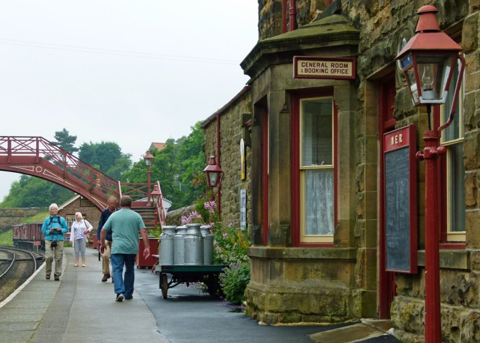 Goathland, Harry Potter film locations, Hogsmeade