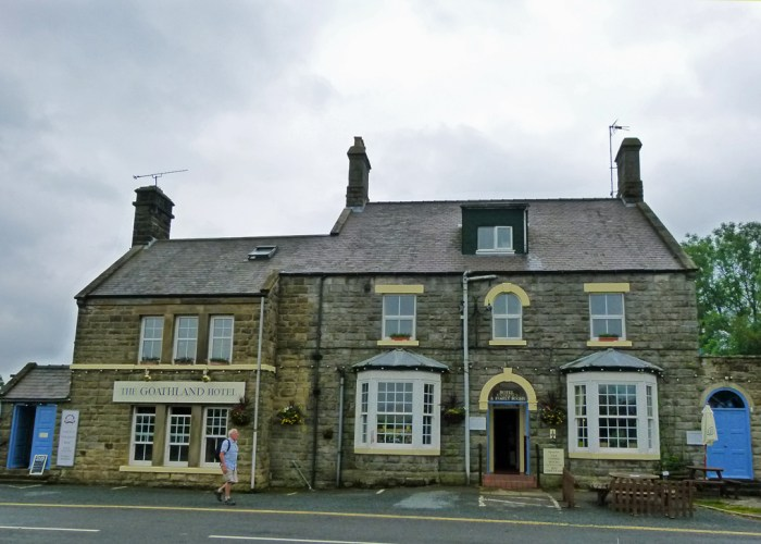 Goathland, Hotel, Aidensfield Arms