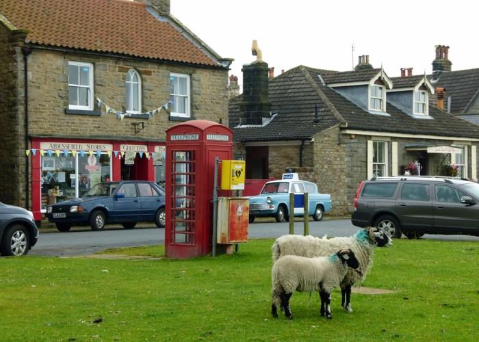 Goathland, Aidensfield, North Yorkshire