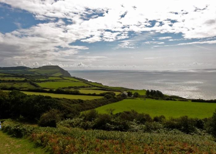 Golden Cap, visit Dorset, Jurassic Coast