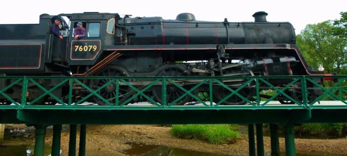 North Yorks Moors Railway, Ruswarp, Bridge Tavern