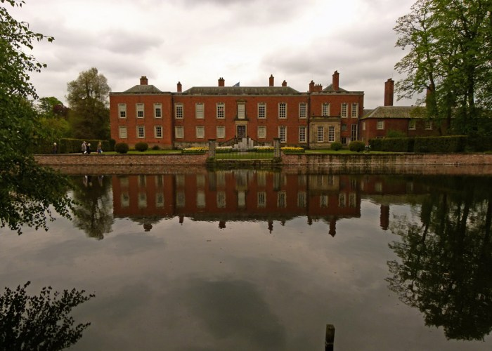 Dunham Massey, Cheshire, National Trust