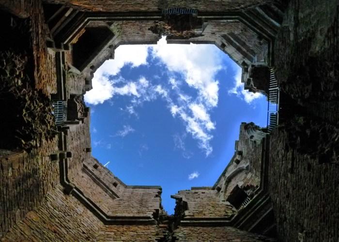 Brougham, castle, Roman, Cumbria