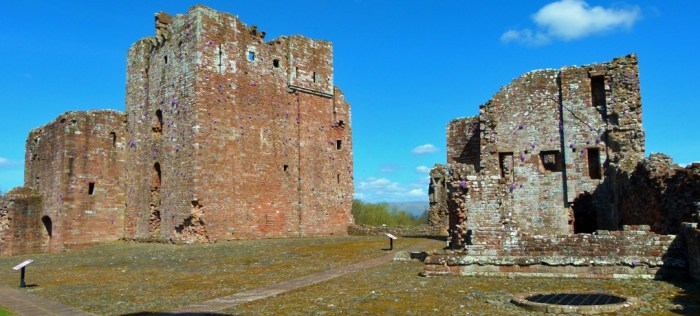 Brougham Castle, English Heritage, properties, north-west England