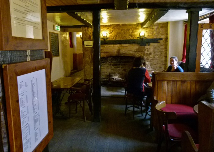 Lamb and Flag, Oxford, CAMRA
