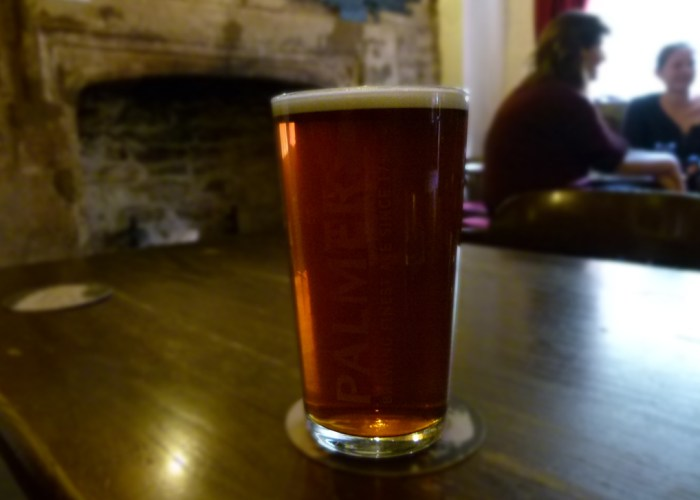 Palmers' ale, Lamb and Flag, Oxford, Thomas Hardy