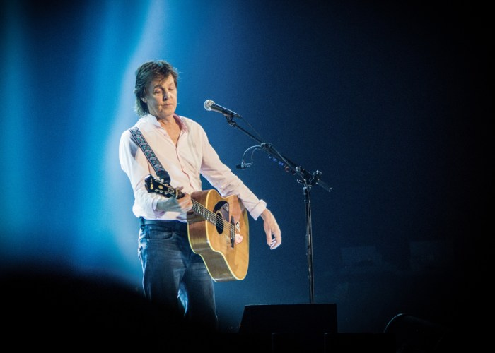 Paul McCartney, Esprit Arena, Dusseldorf