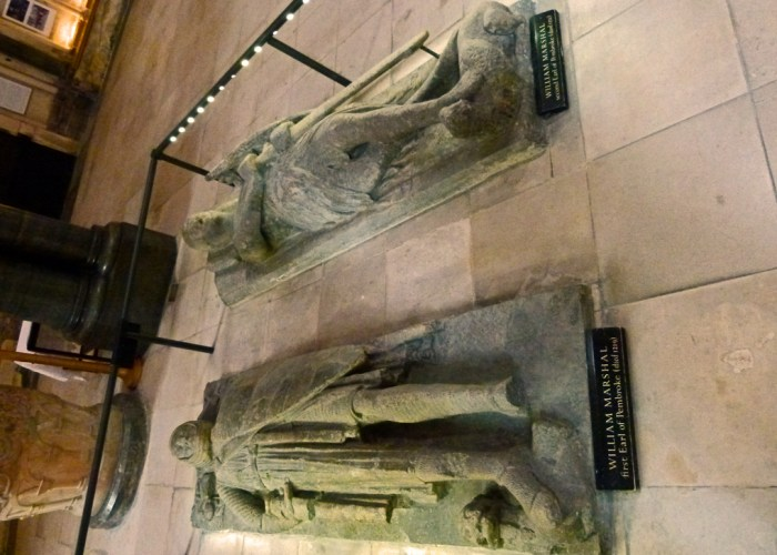 Effigies, William Marshal, 1st Earl of Pembroke, 2nd Earl of Pembroke, Temple Church
