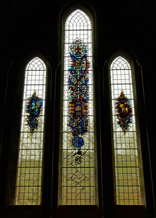 Temple Church, Letters Patent, anniversary, Caroline Benyon