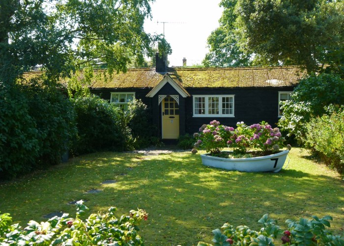 Thorpeness, holiday home, Suffolk