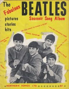 Beatles, songbook