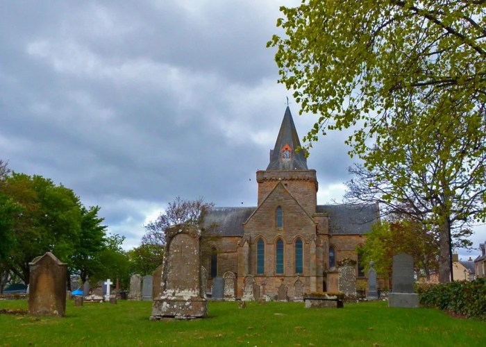 Dornoch, Cathedral, visit Scotland