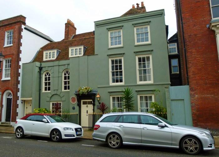 BUCKINGHAM HOUSE, Portsmouth