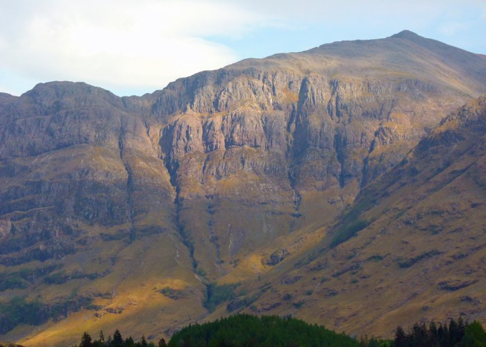 Glen Coe, scenery, National Trust for Scotland, visitor centre