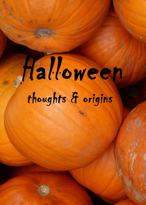 Halloween, origins