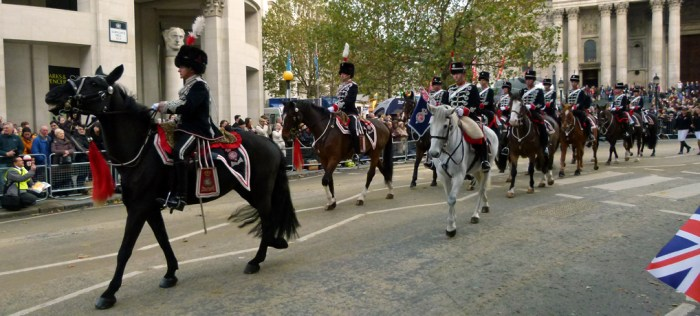Lord Mayor's Show, Light Cavalry, HAC, Honourable Artillery Company