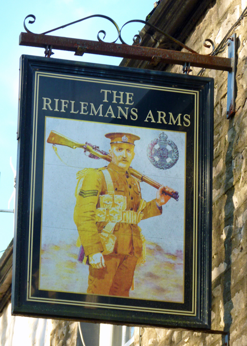 The Rifleman's Arms, Kendal, pubs, Cumbria