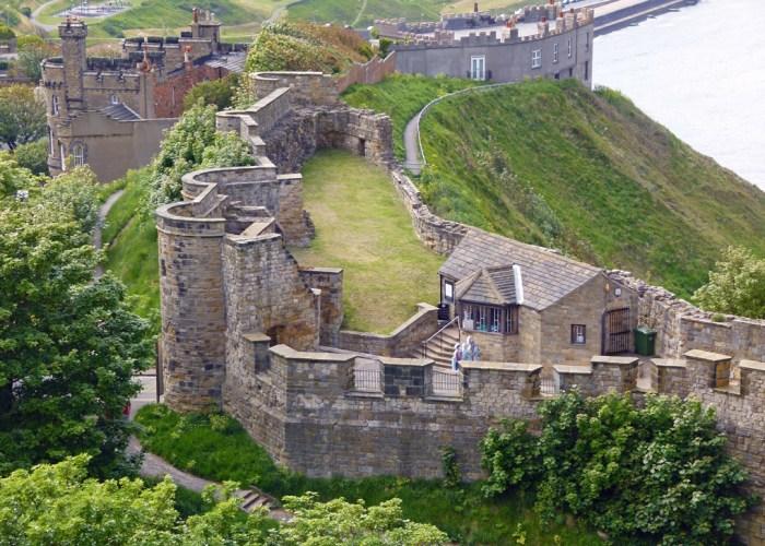 Scarborough Castle, visit Yorkshire