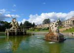 Witley Court, Perseus and Andromeda, fountain, Worcestershire