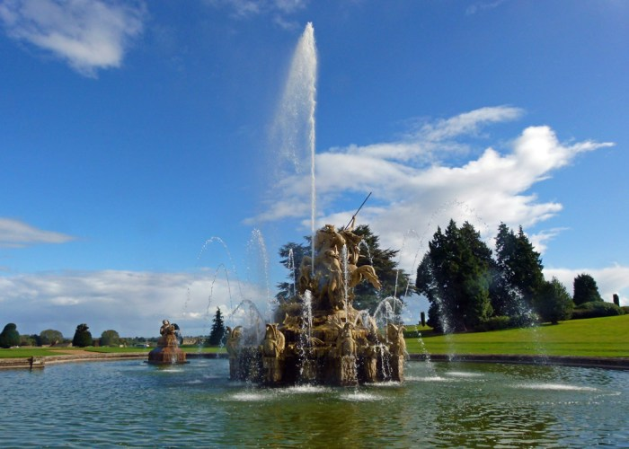 Perseus, Andromeda, Fountain, Great Witley