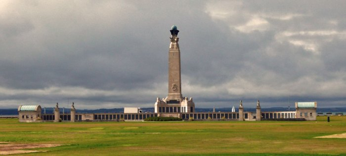 Portsmouth Naval Memorial, Southsea Common