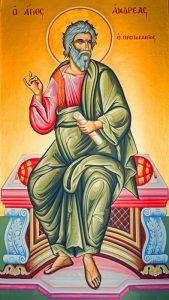 St Andrew, icon