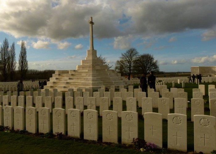 Tyne Cot, Ypres