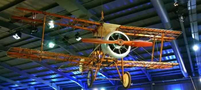 Fleet Air Arm Museum, Bristol Scout