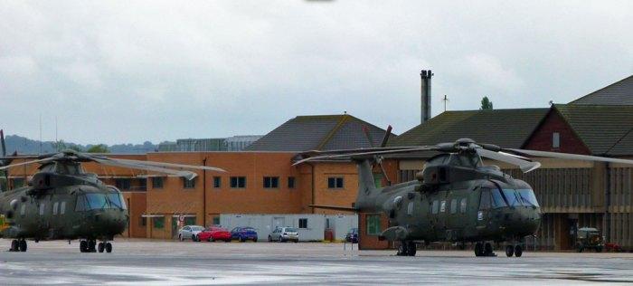 Fleet Air Arm, Westland Sea King
