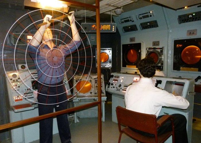 Fleet air arm Museum, Carrier Experience