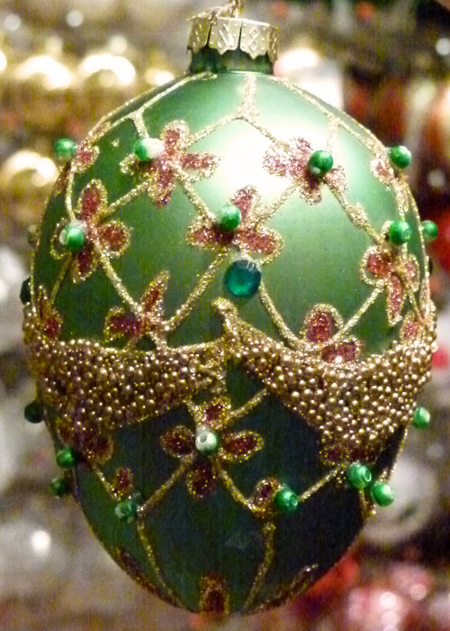 Liberty London, Christmas bauble