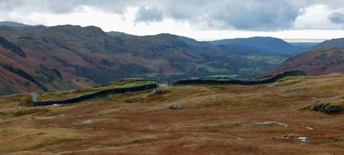 Mediobogdum or Hardknott Roman Fort