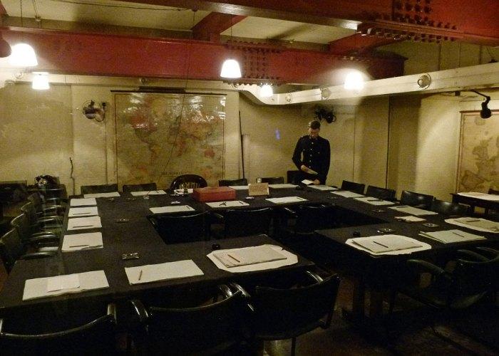 Peachy The Secret Cabinet War Rooms A Bit About Britain Download Free Architecture Designs Embacsunscenecom
