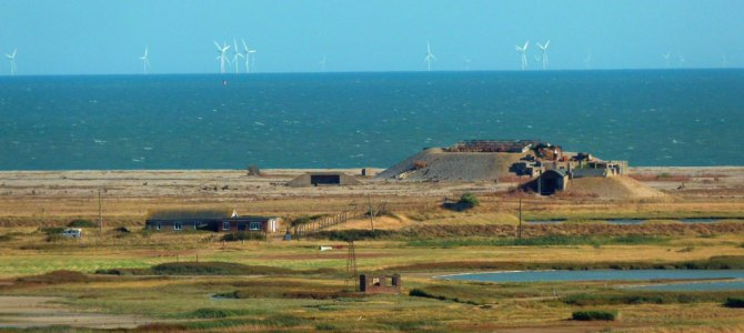 What really happened at Orford Ness?