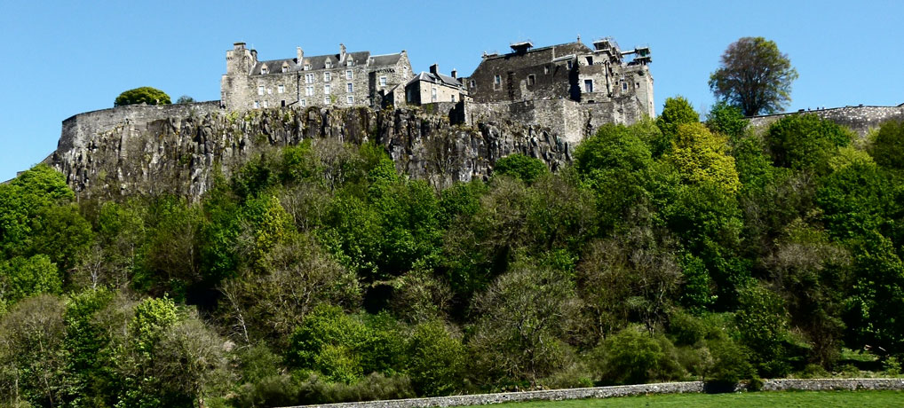 A tour of Stirling Castle
