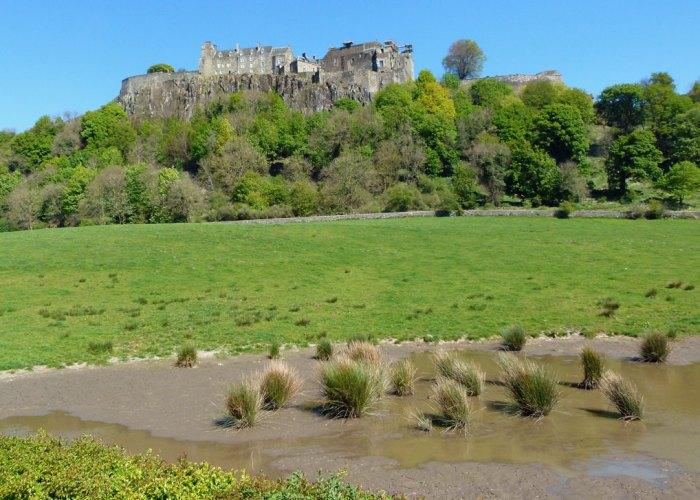 Stirling Castle, visit Scotland