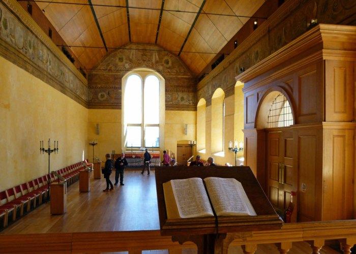 Stirling Castle, Chapel Royal