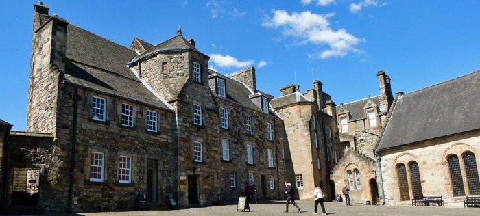 Stirling Castle, King's Old Building