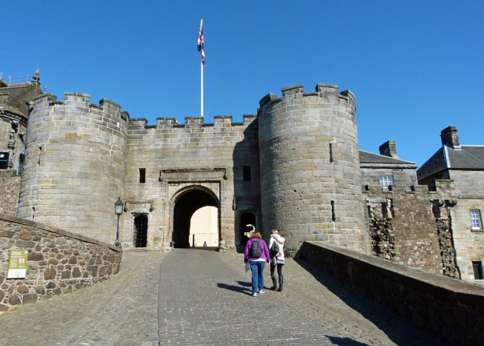 Gatehouse, Stirling Castle