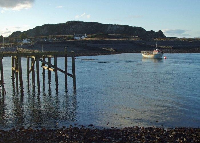 Eilean Eisdeal, Easdale Island, Ellenabeich