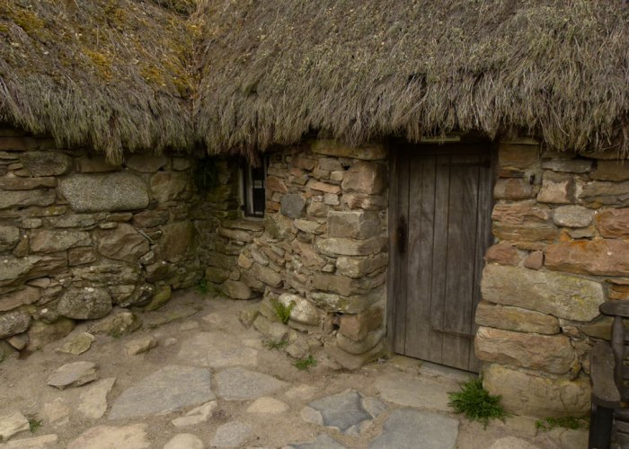 Leanach Cottage, Culloden
