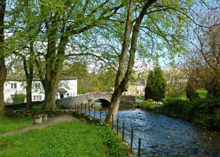 Village, Malham, Yorkshire Dales