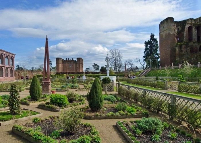 Elizabethan garden, Kenilworth