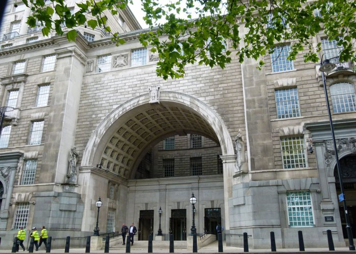 Thames House, London, MI5, Secret London