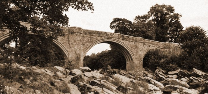 Devil's Bridge, Kirkby Lonsdale, Cumbria