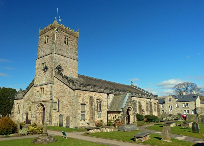 St Mary's, Kirkby Lonsdale, Cumbria