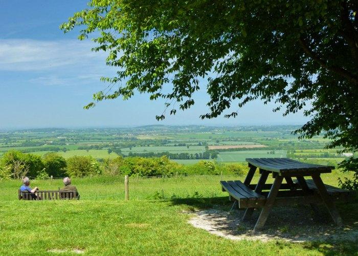 White Horse, Hill, Uffington, Berkshire Downs