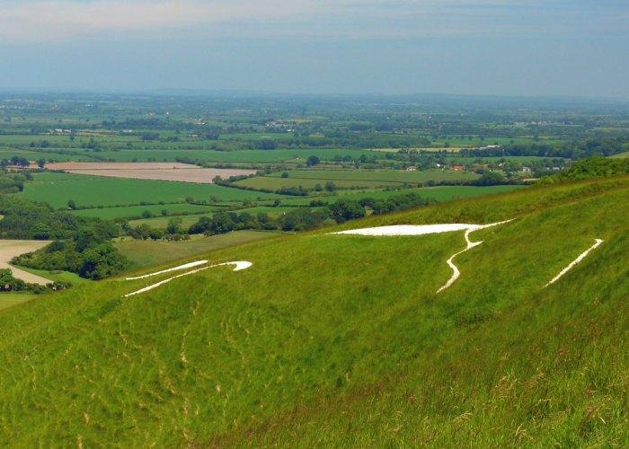 White Horse, Oxfordshire, Berkshire