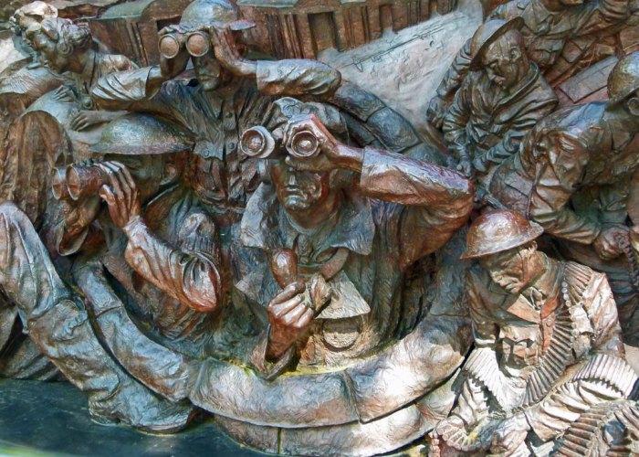 Battle of Britain, Monument, London
